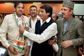 Expelled BSP Leader Naseemuddin Siddiqui Joins Congress