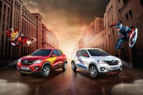 Marvel Avengers Inspired Renault KWID Superhero Edition Revealed, Gets Iron Man and Captain America Livery
