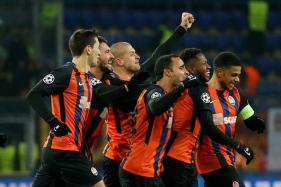 Champions League: Fantastic Fred Gives Shakhtar Edge Over Roma