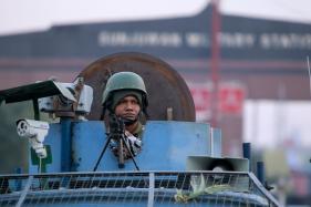 FIR Lodged After Stone-pelting at Sunjuwan Army Camp in Jammu