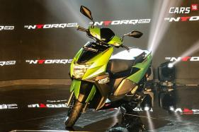 TVS Ntorq 125cc Scooter Launched at Rs 58,750 in India, Gets Bluetooth Connectivity