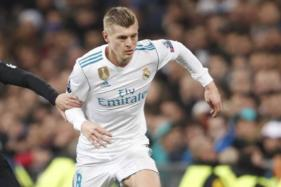 Big Blow For Real Madrid as Toni Kroos Suffers Knee Injury