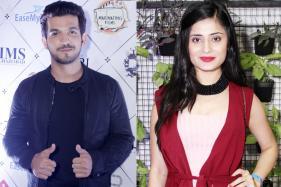 TV Stars Grace BCL Team Mumbai Tiger's Jersey Launch