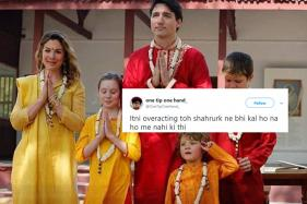 Justin Trudeau Clearly Watches Too Much Bollywood. His India Trip Proved It