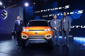 Auto Expo 2018: Maruti Suzuki Concept Future-S Compact Car First Look Video