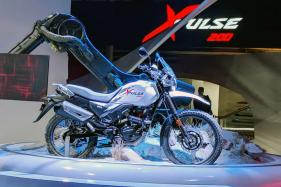 Hero XPulse Concept First Look Video at Auto Expo 2018