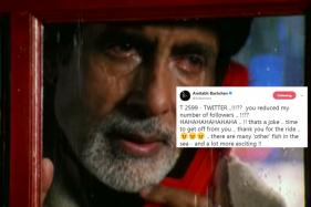 The Curious Case of Amitabh Bachchan Losing Followers on Twitter