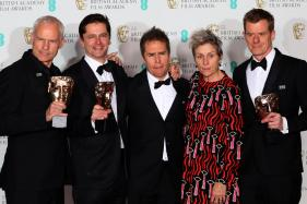 Bafta Film Awards 2018: Three Billboards Leads The Pack At Politically-Edged Ceremony