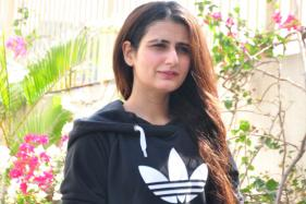 Did Fatima Sana Shaikh Just Shave A Part of Her Eyebrow For Thugs Of Hindostan?