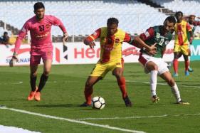I-League: Laggards Gokulam Kerala FC Stun Mohun Bagan 2-1