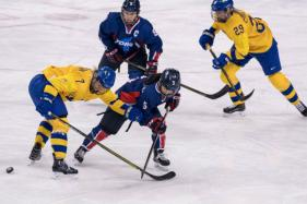 Winter Olympics: Unified Korean Team Thrashed 8-0 by Sweden