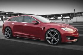 Ares Design Unveils Its Own Model S Shooting Brake Design