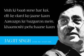 Remembering Jagjit Singh: Memorable Melodies by The Ghazal Maestro