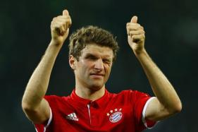 Champions League: Mueller Shines as Bayern Thrash 10-man Besiktas