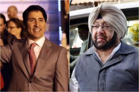 Amarinder Singh to Meet With Justin Trudeau as Khalistan Issue Simmers in Background