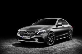 2019 Mercedes-Benz C-Class Unveiled