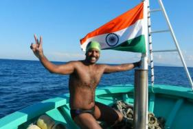 India's Rohan More is the Youngest to Swim Across Cook Strait