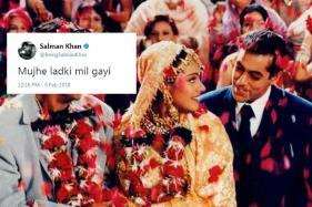 Salman Khan Has Found a 'Ladki' And Twitter Can't Keep Calm