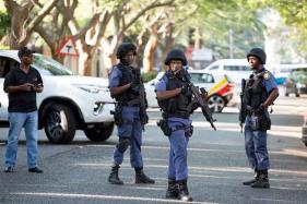 South African Police Raid Gupta Home, Pressure Cranks up on Jacob Zuma