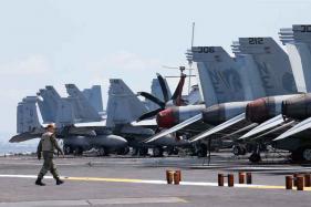China's Military Build-up Won't Stop Lawful Patrols, Says US Navy