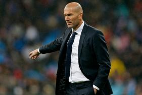 Zinedine Zidane Wants to Stay With Real Madrid