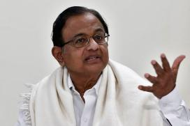 Seeds of Congress Decline Sown During Rao's Tenure: Chidambaram