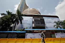 Sensex Slides 80 Points as March Series Turns Shaky