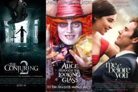 Watch What Hollywood Has in Store in Upcoming Months