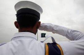 Five Pakistani Navy Officers Linked to IS Sentenced to Death