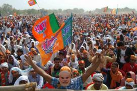 BJP Goes All Out to Woo Minorities With Progress Panchayats