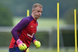 Joe Hart Joins Torino on Season-Long Loan
