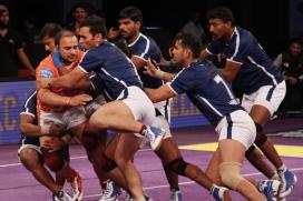 Pro Kabaddi 2017, Puneri Paltan vs Haryana Steelers Highlights: As It Happened