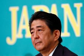 Japan's Shinzo Abe Announces Snap Election Amid Worries Over North Korea Crisis