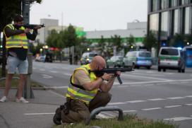 Munich Shooting: At least 3 Gunmen Attack Shopping Mall, Still on the Run