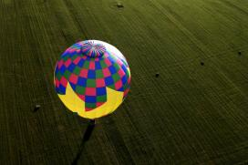 Up to 16 Feared Dead in Texas Hot Air Balloon Crash
