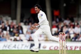 Mohammad Amir Takes Five as Rain Ruins Jamaica Test