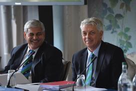 Shashank Manohar Defers Resignation From Post of ICC Chairman