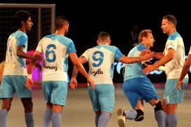 Mumbai 5's Crowned Champions of Inaugural Premier Futsal