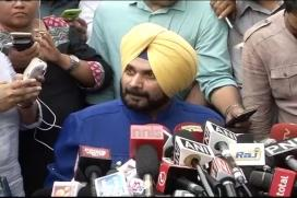 I am a Born Congressman, This is My Ghar Wapsi: Navjot Singh Sidhu