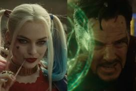 Doctor Strange To Suicide Squad: All Major Movie Trailers From Comic Con 2016