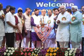 IIT-Dharwad Inaugurated by Prakash Javadekar
