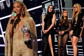 Beyonce, Fifth Harmony Win Big at MTV VMAs 2016