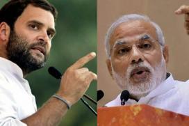 Rahul Takes a Jibe at Modi; Asks if Dalits, Backwards Not Nationalists