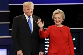 With 84 Million Viewers, Hillary-Trump Debate Smashes Record