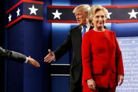 Hillary Clinton Wins First Presidential Debate: CNN-ORC Poll