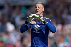 Joe Hart Spoils Totti Party, Lazio Join Scudetto Chase