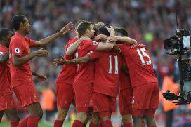 Fluent Liverpool Beat West Brom But Miss Out On Top Spot