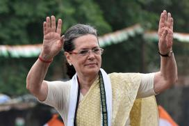 Sonia Gandhi Hosts All-opposition Meet to Field United Prez Candidate