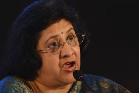SBI Chief Arundhati Bhattacharya Gets 1-Year Extension