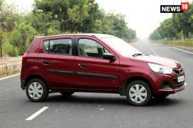 Maruti Suzuki Sells 1.07 Lakh Units of Alto in First 5 Months of 2017